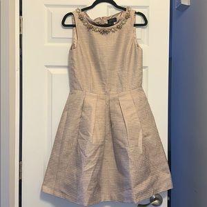 Rose Gold A-Aline Dress